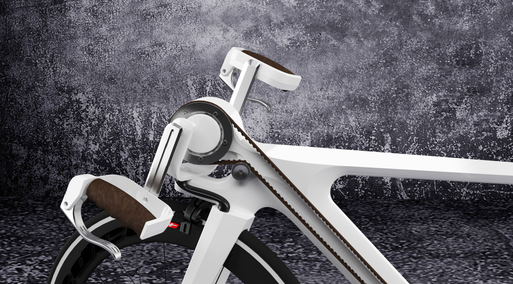 4 Strike Bike Handlebar Crosswise